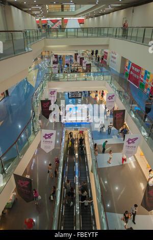 Georgien, Tiflis, Tbilisi Mall, modernes Einkaufszentrum - Stock Photo