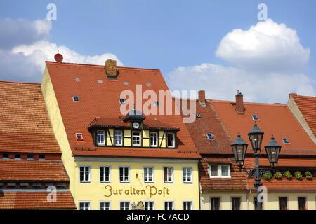 city of stolberg - Stock Photo