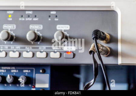 studio equipment - Stock Photo