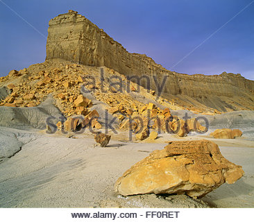 [Grand Staircase-Escalante National Monument] Utah. - Stock Photo