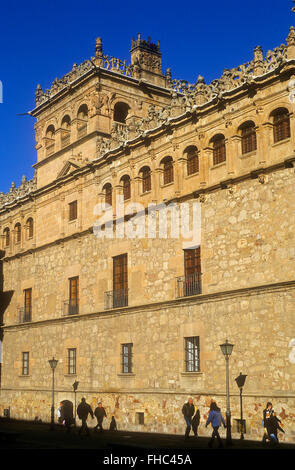 Monterrey Palace,Salamanca,Spain - Stock Photo