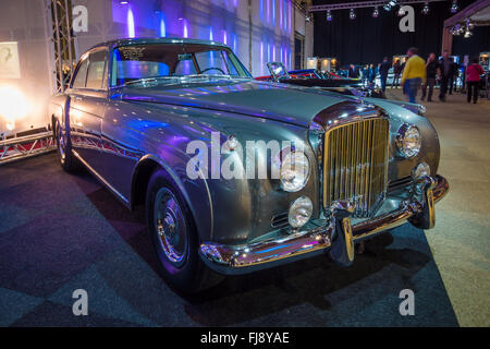 Luxury car Bentley Continental S2, 1961. Boby by H. J. Mulliner. - Stock Photo