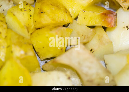 foods fried prepared potato snack drink french eating - Stock Photo