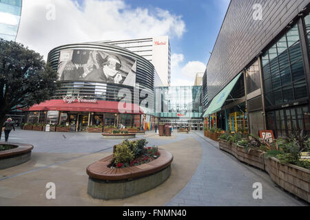 westfield shopping centre, stratford - Stock Photo