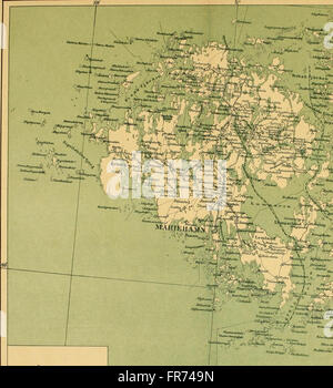 Acta Soc. pro Fauna et Flora Fennica (1921) - Stock Photo