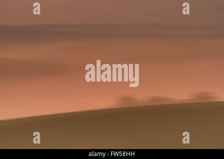 An Abstract of the landscape - Stock Photo