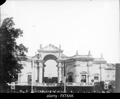 Wien 9, Palais Liechtenstein - Stock Photo