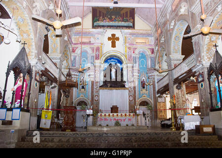 Santa Cruz Cathedral at Fortkochi - Stock Photo