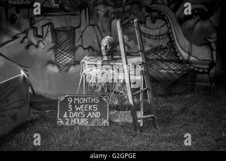 Circus tent props - Stock Photo