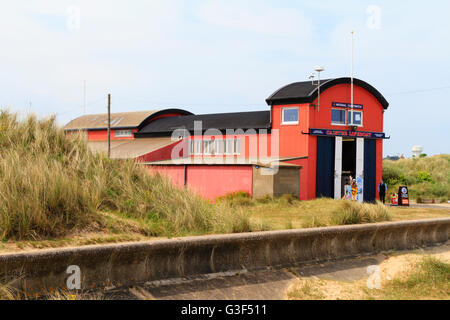 Caister Lifeboat station/museum - Stock Photo