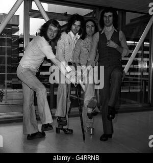 Slade/airport - Stock Photo