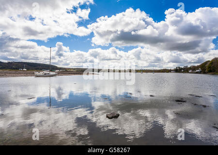 Red Wharf Bay Isle of Anglesey - Stock Photo