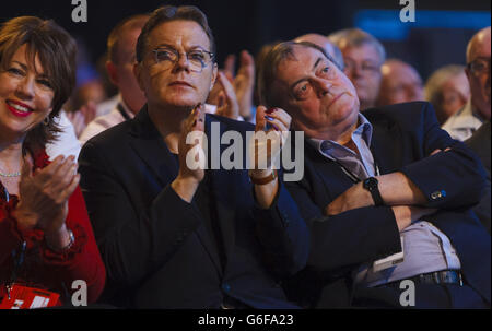 Labour Party Conference 2013 - Stock Photo