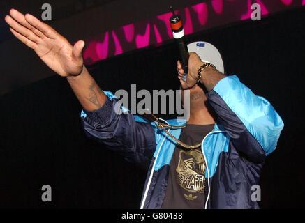 Nas Performs at Carling Brixton Academy - Stock Photo