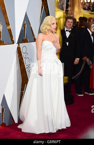 The 88th Academy Awards - Arrivals - Los Angeles - Stock Photo