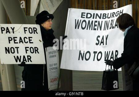 SCOTLAND Sheehan - Stock Photo