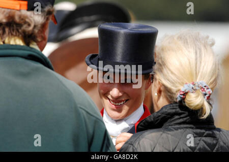 Equestrian - The Land Rover Burghley Horse Trials - Day Two - Lincolnshire - Stock Photo