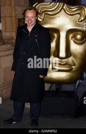 British Academy Television Awards nominees reception - London - Stock Photo