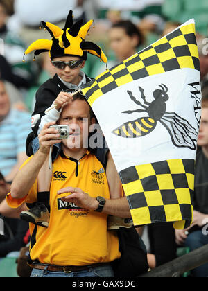Rugby Union - Guinness Premiership - Final - London Wasps v Leicester Tigers - Twickenham - Stock Photo