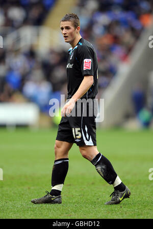 Soccer - Coca-Cola Football League Championship - Reading v Nottingham Forest - Madejski Stadium - Stock Photo