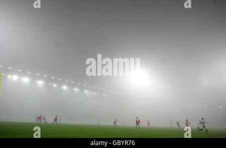 Soccer - UEFA Cup - Group G - Heerenveen v VFB Stuttgart - Stock Photo