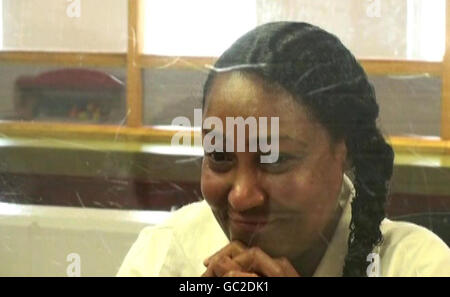 Linda Carty death row - Stock Photo