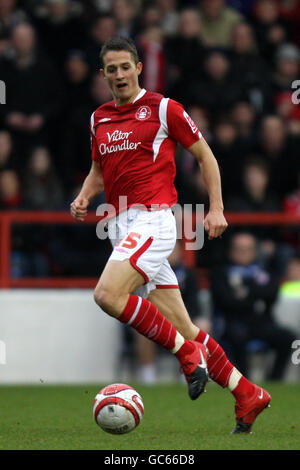 Soccer - Coca-Cola Football League Championship - Nottingham Forest v Reading - City Ground - Stock Photo