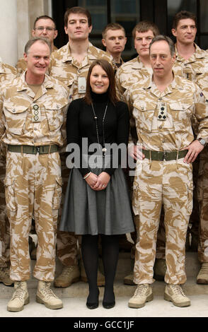 Armed Forces Operational Honours List - Stock Photo