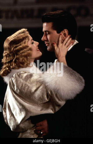 Penelope Ann Miller, Alec Baldwin   Margo Lane (Penelope Ann Miller) kennt Lamonts (Alec Baldwin) Wesen genau! Und - Stock Photo