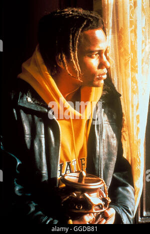 DER AMERIKANISCHE NEFFE / The Nephew Irland 1997 / Eugene Brady Bild: HILL HARPER als Chad Egan-Washington Regie: - Stock Photo
