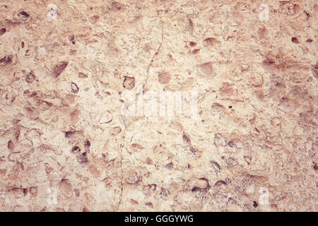 Abstract crackled texture background pattern in beige color - Stock Photo
