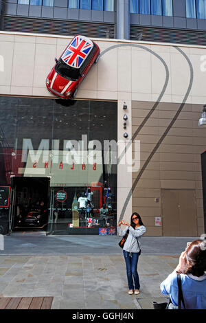 Westfield Stratford City Mall, London, England, United Kingdom - Stock Photo