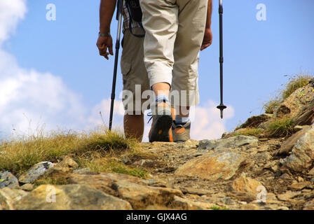 hiking - hiking 03 - Stock Photo