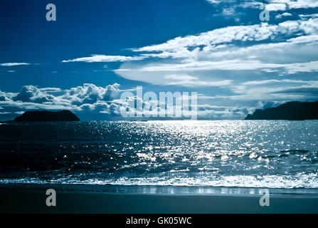 dramatic sky,costa rica - Stock Photo