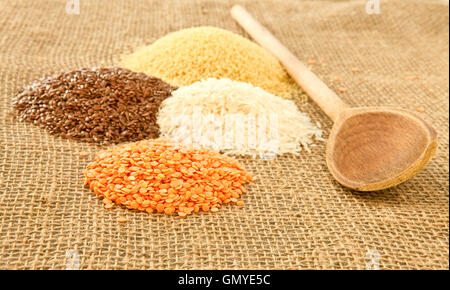 pulses - Stock Photo