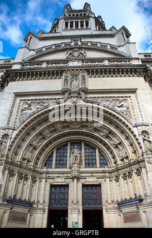 Victoria and Albert Museum, London, UK. 7th Sep, 2016. Victoria and Albert Museum. You Say You Want a Revolution? - Stock Photo