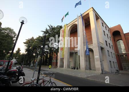 La Triennale di Milano, Milan, Italy, Milano, Italia - Stock Photo