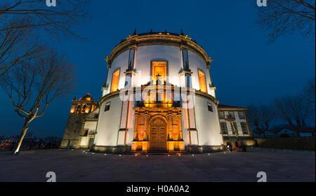 Mosteiro da Serra do Pilar, monastery, Porto, UNESCO World Heritage Site, Portugal - Stock Photo