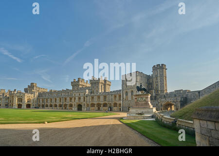 windsor Castle - Stock Photo