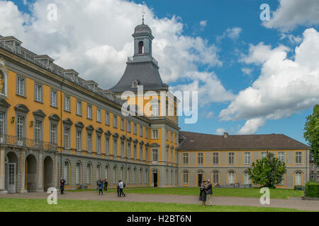 University Building, Bonn, North Rhine Westphalia, Germany - Stock Photo