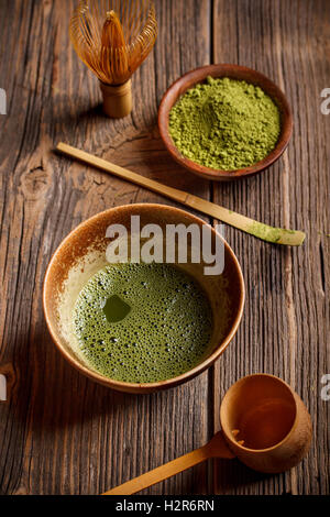 Matcha - Stock Photo