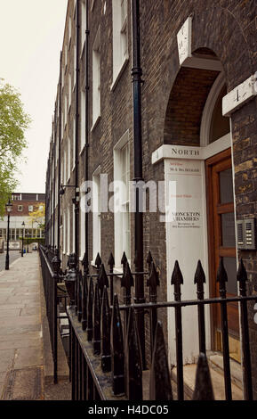 Fence, house, architecture, commercial building - Stock Photo