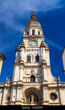 Church Notre-Dame de l'Annonciation in Bourg-en-Bresse, France - Stock Photo