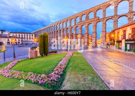 Segovia, Spain. - Stock Photo