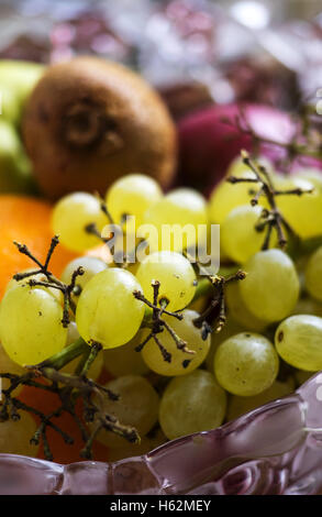 Assortment of juicy fruits. 23rd Oct, 2016. Selective focus © Igor Golovniov/ZUMA Wire/Alamy Live News - Stock Photo