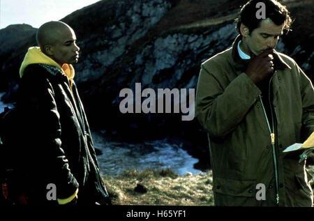 Der amerikanische Neffe, Ireland 1998 aka. The Nephew, Director: Eugene Brady, Actors/Stars: Niall Toibin, Sinéad - Stock Photo