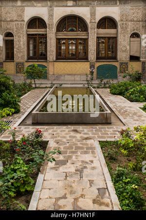 masoudieh palace - Stock Photo