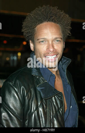 GARY DOURDAN THE HUNTED PREMIERE LOS ANGELES MANN VILLAGE THEATRE WESTWOOD LOS ANGELES USA 11 March 2003 - Stock Photo