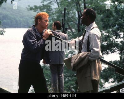 Kiss of Death, (KISS OF DEATH) USA 1995, Regie: Barbet Schroeder, DAVID CARUSO, SAMUEL L. JACKSON - Stock Photo