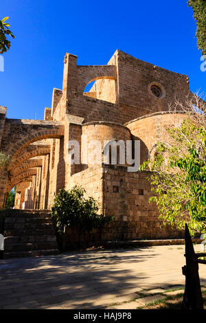 Sinan Pasha Mosque,Famagusta, Ammochostos, Northern Cyprus - Stock Photo